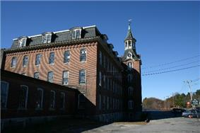 Historic Linwood Mill