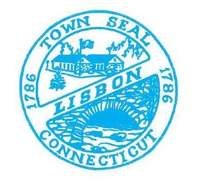Official seal of Lisbon, Connecticut