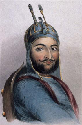 Akbar Khan of Afghanistan