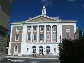 Littleton Courthouse and Post Office