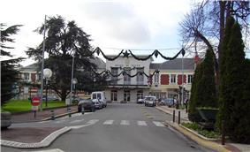 Livry-Gargan town hall