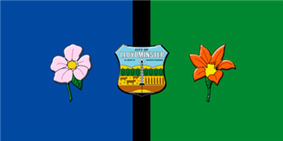 Flag of Lloydminster