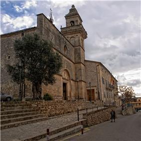Parish church of the Virgin of Loreto.