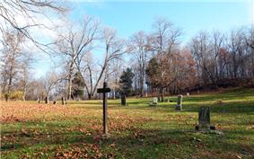 Lobb's Cemetery and Yohogania County Courthouse Site