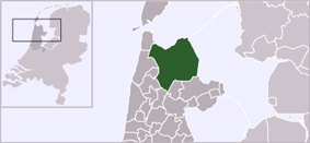 Location of Hollands Kroon