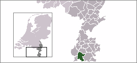 Location of Margraten