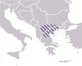 Ottoman period: Macedonia did not exist as an administrative division of the Ottoman Empire.