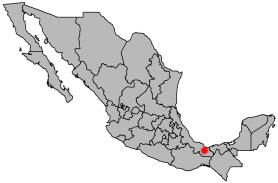 Minatitlán lies along the Coatzacoalcos River on the Isthmus of Tehuantepec