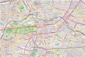 Brandenburg Gate is located in Berlin