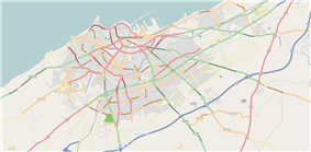 Anfa is located in Greater Casablanca