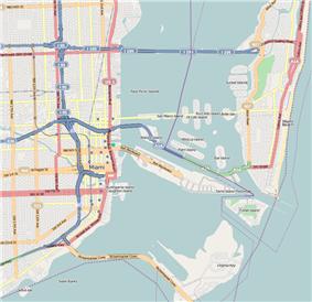Miami Beach Architectural District is located in Miami