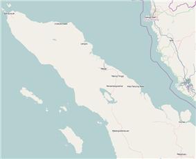 Malikus Saleh Airport is located in Sumatra
