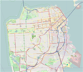 Bernal Heights is located in San Francisco County
