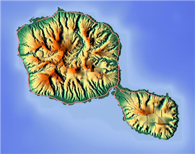 Teahupo'o is located in Tahiti