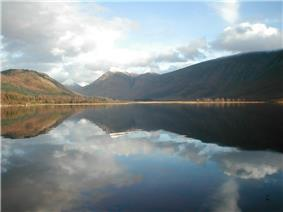 An image of Loch Etive
