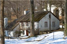 Wetherby-Hampton-Snyder-Wilson-Erdman Log House