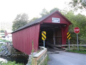 Logan Mills Covered Bridge