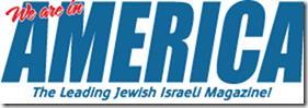 We Are In America Magazine Logo