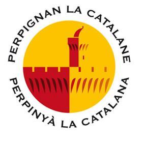 Flag of Perpignan