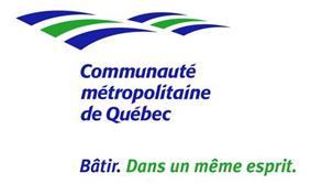 Official logo of Communauté métropolitaine de Québec