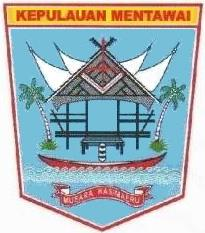Official seal of Mentawai Islands Regency