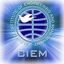 Logo of Calcutta Institute of Engineering and Management