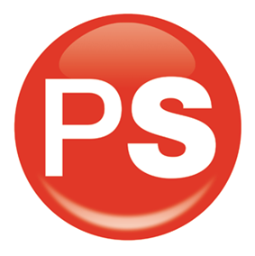 PS Party logo