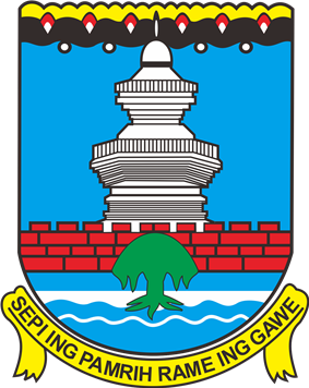 Official seal of Serang Regency