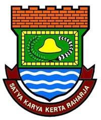 Official seal of Kabupaten Tangerang