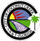 Coat of arms of Coconut Creek, Florida