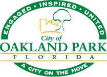 Official logo of Oakland Park, Florida