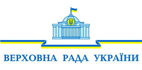 Logo of the Verkhovna Rada