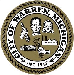 Official seal of Warren, Michigan