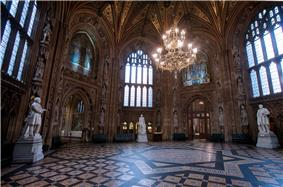 The Central Lobby