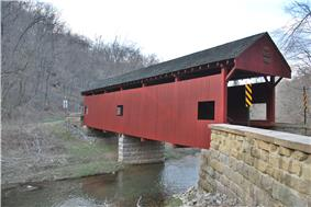 Longdon L. Miller Covered Bridge
