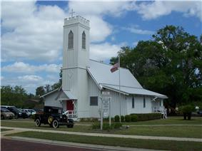 Longwood Historic District