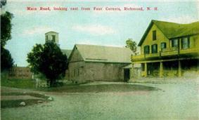 Fitzwilliam Road in 1911