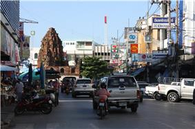 Downtown Lopburi