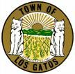 Official seal of Town of Los Gatos