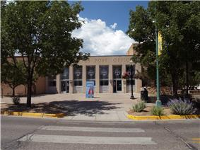 United States Post Office-Los Alamos, New Mexico