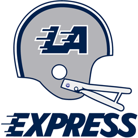 Los Angeles Express logo