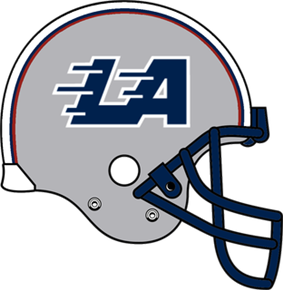 Los Angeles Express helmet