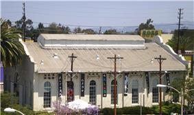 Los Angeles Pacific Company Ivy Park Substation