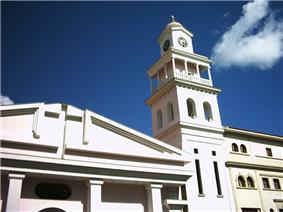 Los Teques cathedral