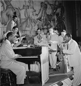 Louis Jordan's Typany Five, New York, N.Y., between 1946 and 1948