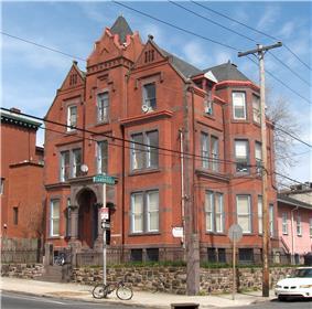Louis Bergdoll House