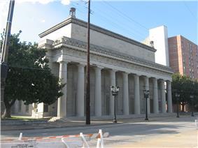 Louisville War Memorial Auditorium