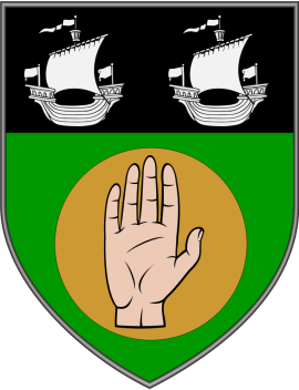 Coat of arms of County Louth