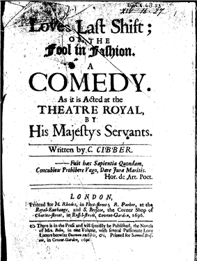 Title page reading