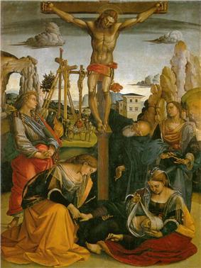 Luca signorelli, crocifissione di san sepolcro.jpg